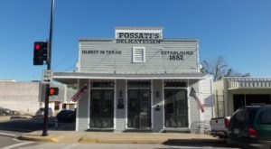 The Oldest Deli In Texas Will Take You Straight To Sandwich Heaven