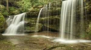 You Can See 5 Waterfalls In Just One Day Of Hiking In Ohio