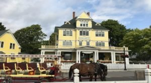 The Historic Hotel In Michigan Where You Can Disconnect And Relax