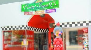 This Nostalgia-Inducing Candy Store In Illinois Will Give You A Sugar High You Can't Deny
