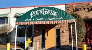 This Eclectic Garage Restaurant In Michigan Is Such A Fun Place To Dine