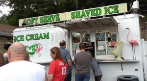 You'll Always Get Your Money's Worth At This Maryland Ice Cream Shop With Enormous Portions