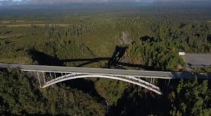 This 550 Foot Long Bridge In Alaska Is A True Treasure You Simply Have To See