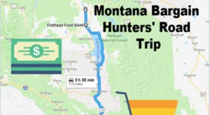This Bargain Hunters Road Trip Will Take You To Some Of The Best Thrift Stores In Montana