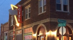 Take The Perfect Getaway To This Historic Hotel In Small Town North Dakota
