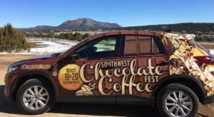America's Largest And Sweetest Chocolate And Coffee Festival Is Right Here In New Mexico