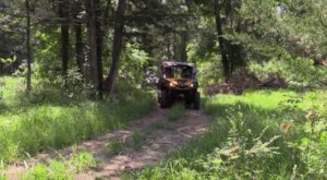 The Middle Of The Woods Adventure In Oklahoma With Just The Right Amount Of Thrill