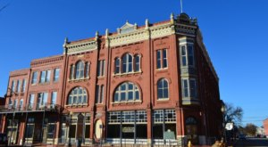 There Are More Than 2,000 Historic Buildings In This Special Oklahoma Town