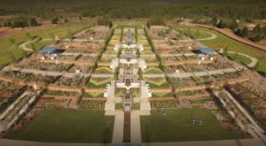 This Beautiful 170-Acre Botanical Garden In Oklahoma Is A Sight To Be Seen