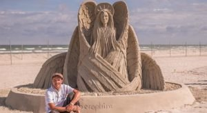 This Sandcastle Festival In Texas Will Take You Back To Childhood Beach Days