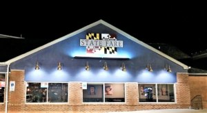 The Maryland-Themed Dishes At This New Local Eatery Are A Must Try