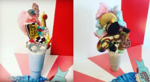 The Milkshakes From This Marvelous New Jersey Sweet Shop Are Almost Too Wonderful To Be Real