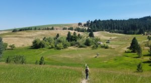 What Was Once A 160-Acre Farm Is Now An Idaho Park And It's So Worth Exploring