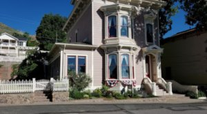 Stay In A Real Victorian Mansion When You Spend The Night At This Historic B&B In Nevada