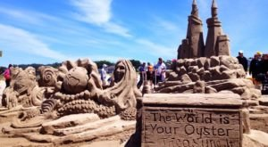 This Oregon Beach Will Fill With Sandcastles Soon, And You Won't Want To Miss It