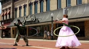 The Magical Wizard Of Oz Themed Festival In Michigan You Don't Want To Miss