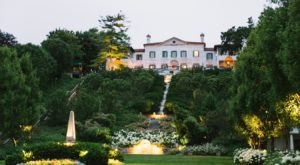 This 100-Year-Old Italian Villa Has The Most Spectacular Gardens in Wisconsin