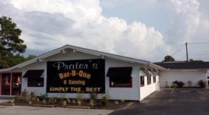 This Country Barbecue Restaurant Outside Of Nashville Is Just Begging To Be Visited