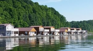 These Floating Cabins In Kentucky Are The Ultimate Place To Stay Overnight This Summer