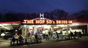 The Old Fashioned Drive-In Restaurant In Tennessee That Hasn't Changed In Decades