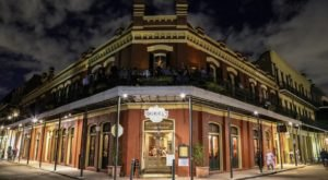This Haunted Restaurant With The Most Incredible Cuisine Is So Typically New Orleans