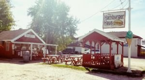 A Roadside Burger Hut In Wisconsin, Hamburger Haus Serves Comforting Meals