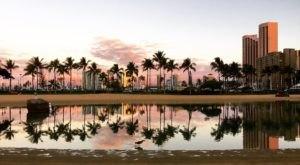 You'll Endlessly Enjoy A Visit To This Man-Made Lagoon Along The Hawaiian Coast
