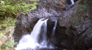 The Hike To This Little-Known Minnesota Waterfall Is Short And Sweet