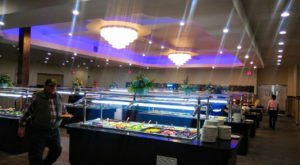 The 200-Foot Buffet In West Virginia That Will Leave You Happy And Full