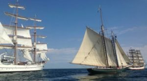 A Fleet Of Majestic Tall Ships Is Coming To Buffalo And We're On The Edge Of Our Seats