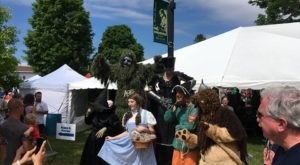 The Magical Wizard Of Oz Themed Festival In New York You Don't Want To Miss