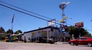 The Old Fashioned Drive-In Restaurant In Montana That Hasn't Changed In Decades
