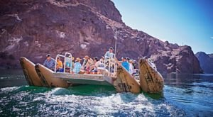 This Boat Tour Through A Canyon In Nevada Is A Jaw-Dropping Adventure You'll Never Forget