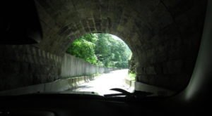 The Haunted Tunnel Near Pittsburgh That's Not For The Faint Of Heart
