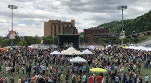 Treat Your Taste Buds To This Pittsburgh Taco Festival That's Mouthwateringly Delicious