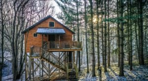 8 Campgrounds Near Cleveland Perfect For Those Who Hate Camping