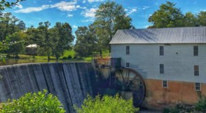 This Historic Mill Town In North Carolina Is Actually A Museum You Won't Find The Likes Of Anywhere Else