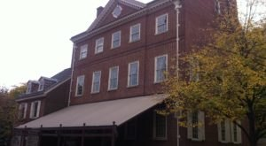 This Historic Pennsylvania Restaurant Serves Recipes From The 1700s And You Have To Try It