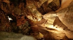 Venture 505-Feet Deep Below The Earth At These One Of A Kind Caverns In Missouri