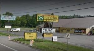 Discover Hidden Treasures At This 29-Acre Flea Market In Pennsylvania