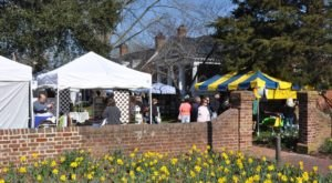 This Small Town Daffodil Festival Is The Sweetest Way To Celebrate Springtime In Virginia