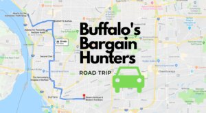 Buffalo's Bargain Hunters Road Trip Will Take You To Some Of The Best Thrift Stores In The City