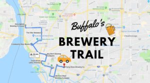 Take The Buffalo Brewery Trail For A Weekend You'll Never Forget