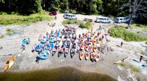 The River Campground In Vermont Where You'll Have An Unforgettable Tubing Adventure