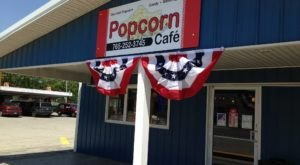 This Gourmet Popcorn Shop In Indiana Sells 50 Varieties of Retro Snacks And Candies
