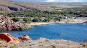New Mexico Is Home To A Bottomless Lake And You'll Want To See It For Yourself