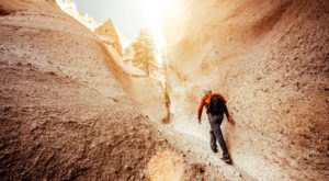 This Otherworldly Canyon Hike Will Take You On An Unforgettable Southwestern Adventure