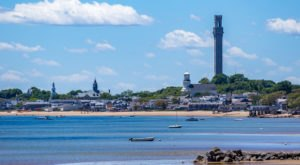 Climb To The Top Of The Tallest Tower In Massachusetts For 360-Degree Sea Views