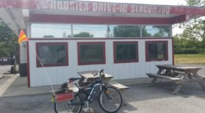 The Old Fashioned Drive-In Restaurant In Indiana That Hasn't Changed In Decades