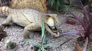 This Dinosaur Garden Adventure In Nebraska Is A Roaring Good Time